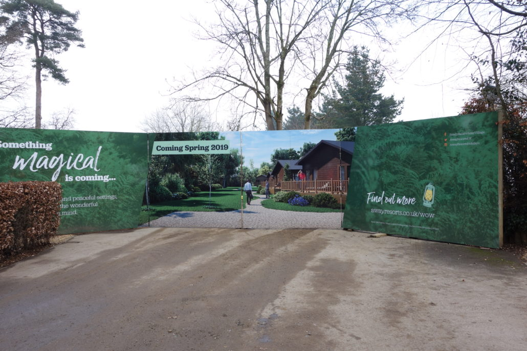 IBA Aggregate used in new £10m Sandy Balls Holiday Park